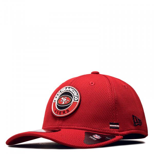 Cap NFL20 39Thirty 49ers Red Black