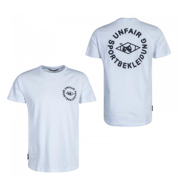 Herren T-Shirt White