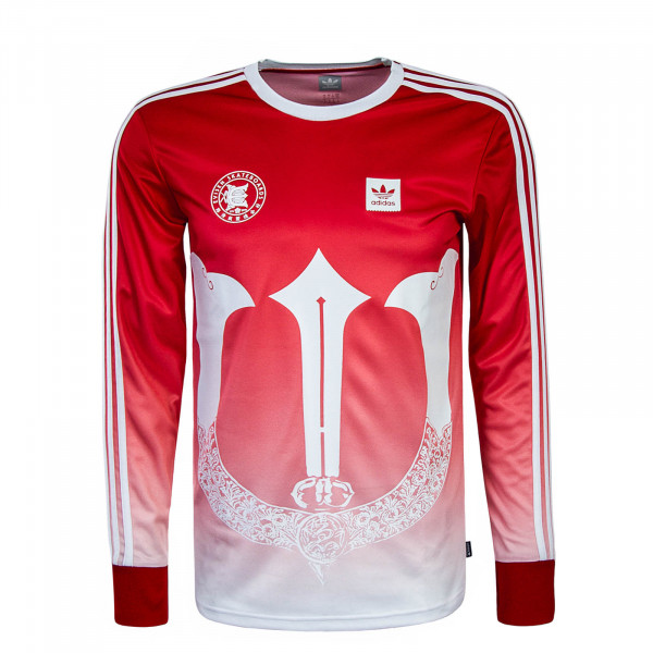 Adidas LS Evijersey Red White