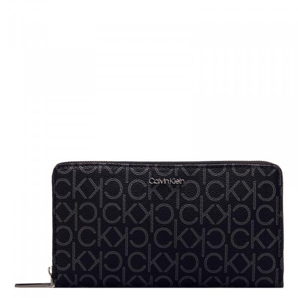 Damen Brieftasche - Must Wallet Monogram - Black