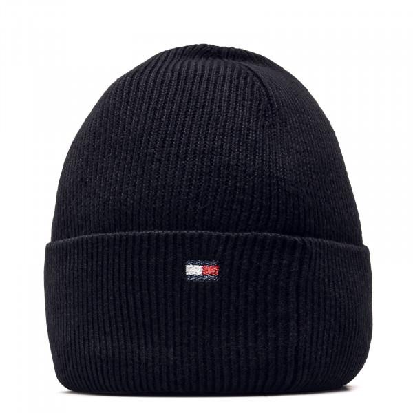 Beanie Essential Knit Black