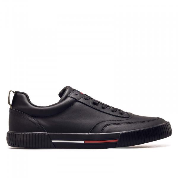 Herren Sneaker - Core Leather Vulc 806 - Black