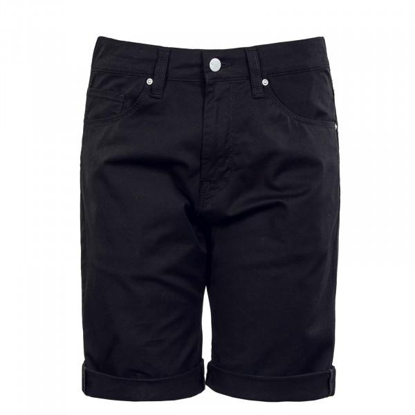 Herren Short - Swell - Black Rinsed