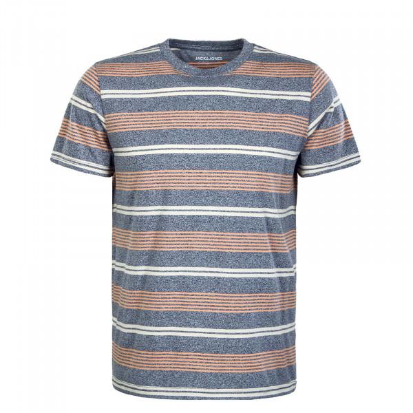 Herren T-Shirt - Orharveys Crew - Navy / Blazer