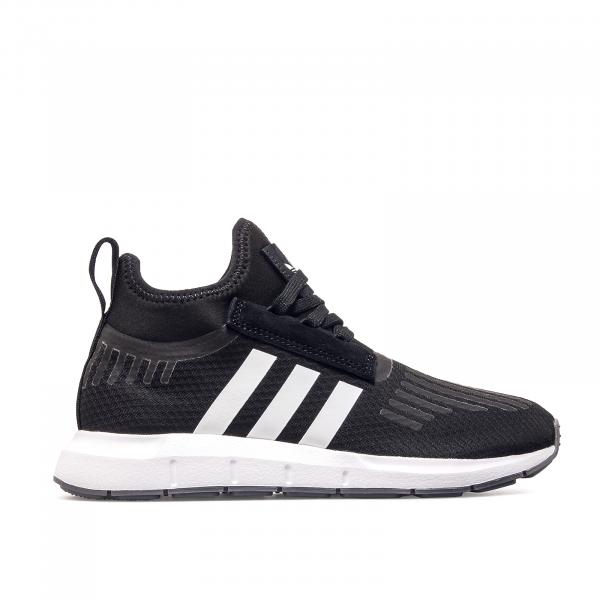 Adidas U Swift Run Barrier Black White