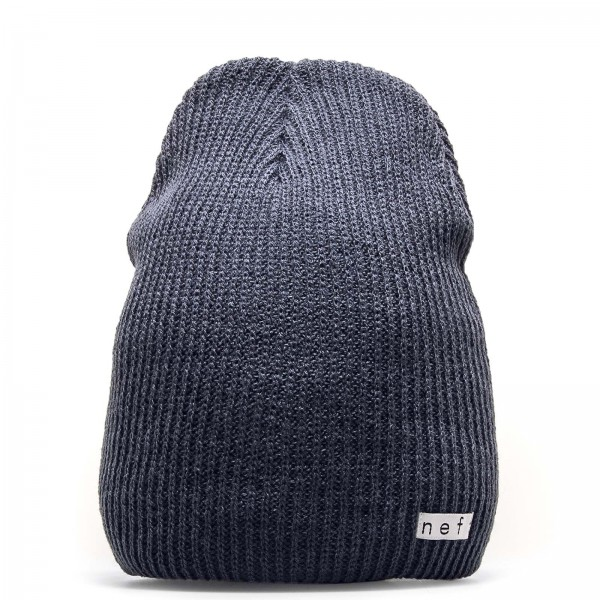 f086a19aeee Neff Beanie Daily Charcoal