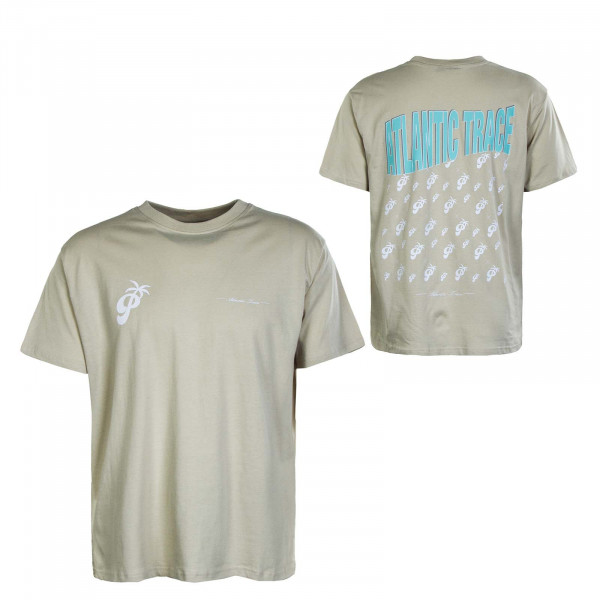 Herren T-Shirt - Kelly Oversized - Whisper / White