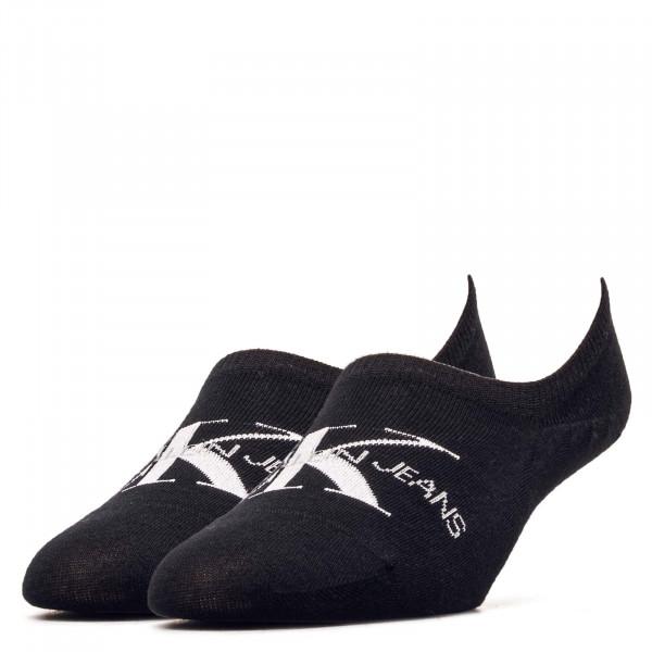 Damen Socken Liner Jeans 1769 Black