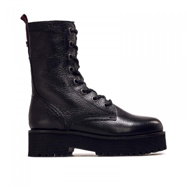 Damen Boots - Mac Calf Leather - Black