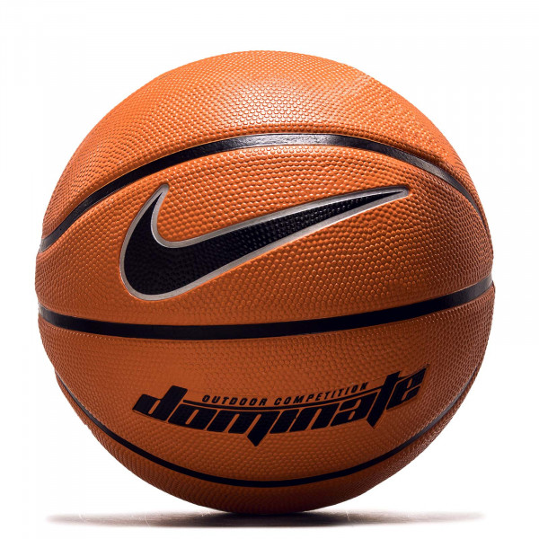 Basketball Dominate 8P Amber Black Metallic