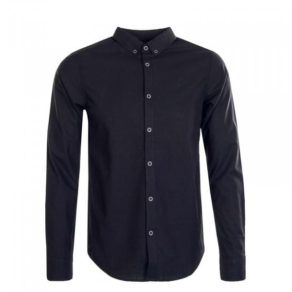 Herren Hemd - Samuel - Black