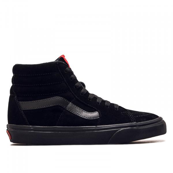 Herren Sneaker SK8 Hi Black Black