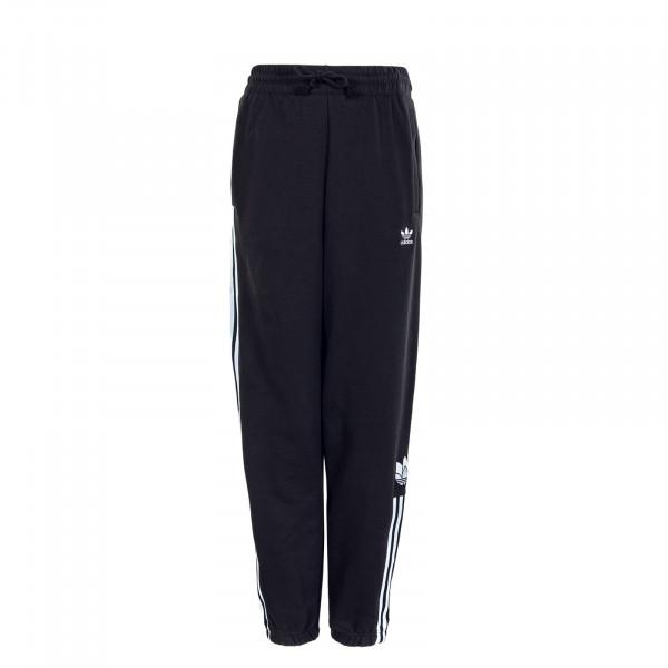 Damen Jogginghose Fleece Pant Black
