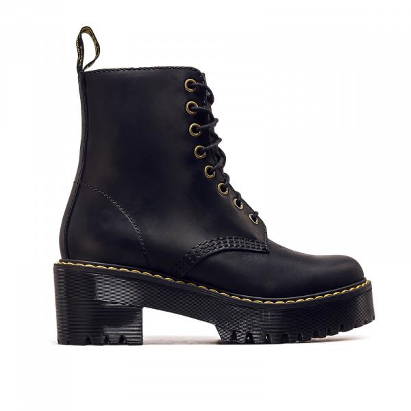 Dr Martens Wmn Boot  Shriver 8 Eye Black