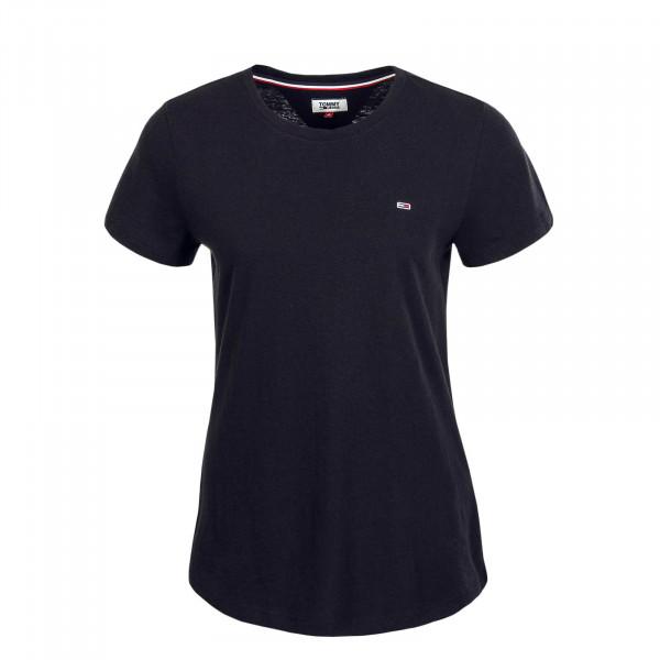 Damen T-Shirt 8527 Black