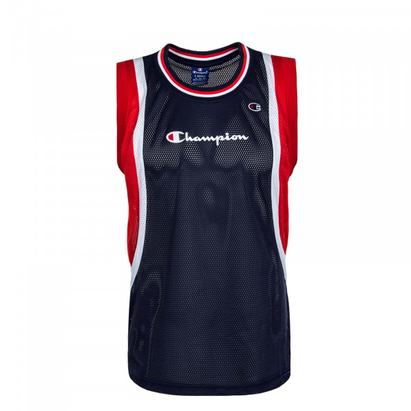Herren-Tanktop 268 Navy Red White