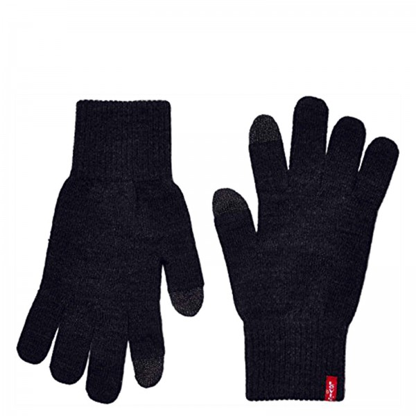 Levis Gloves Ben Touch Screen Black