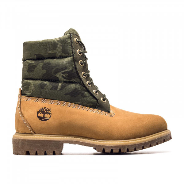 Timberland Boot 6 INCH Prem Brown Camo
