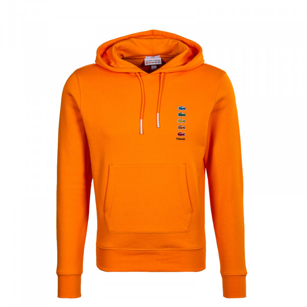 Herren Hoody - Lacoste x Polaroid - Orange