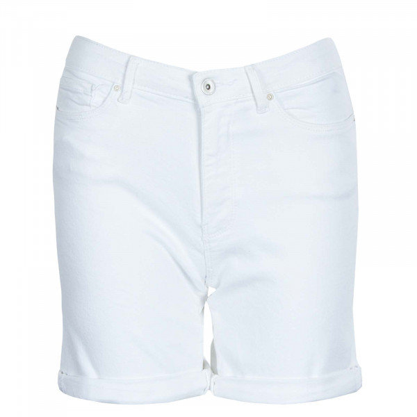 Damen Short BB AZG White
