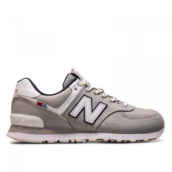 Herren Sneaker ML574 SOO Grey White