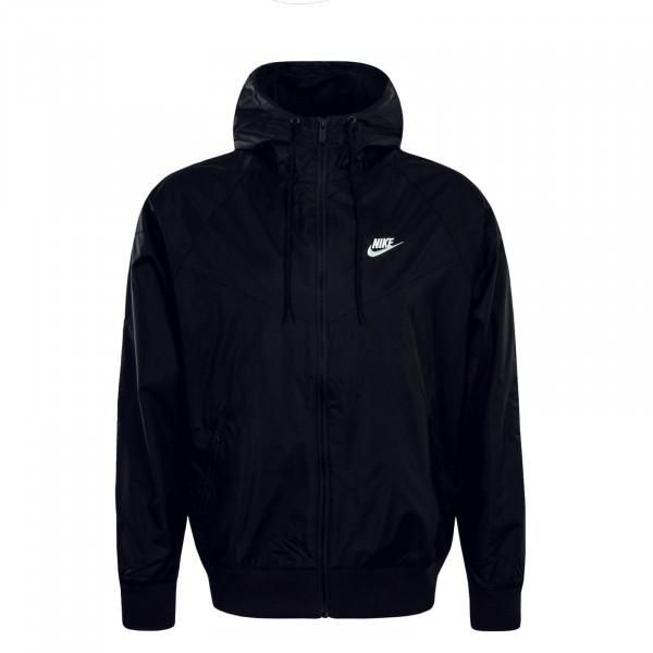 Nike Jkt NSW He WR Black