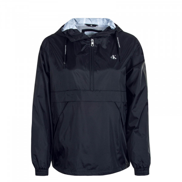 Damen-Windbreaker Essential Black