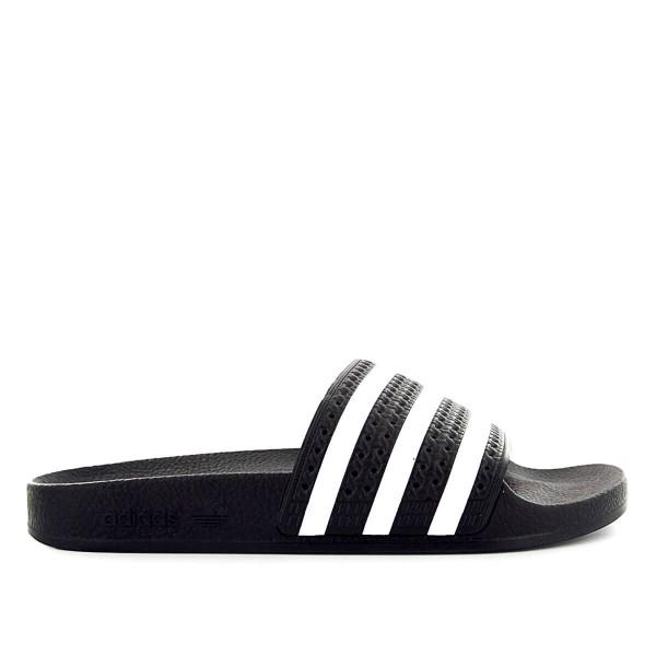 Adidas Adilette Black White