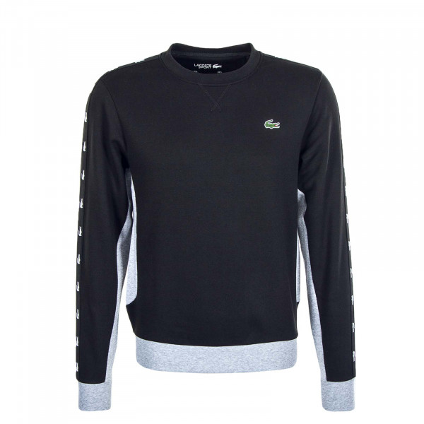 Herren Sweatshirt 4866 Black Grey