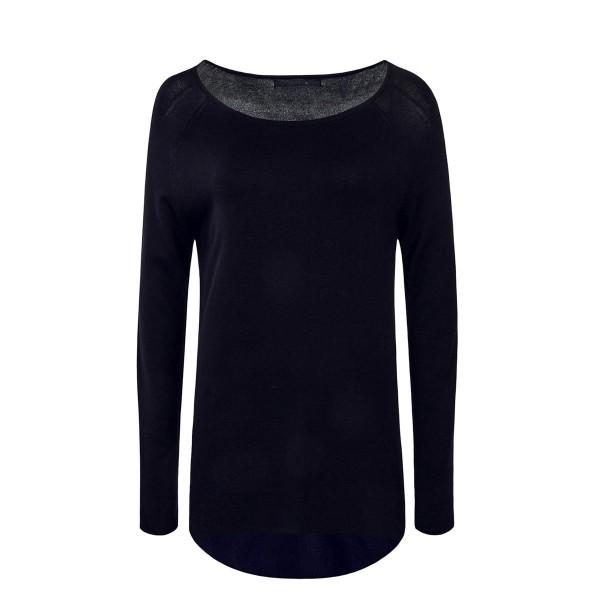 Only Knit Mila Lacy Black