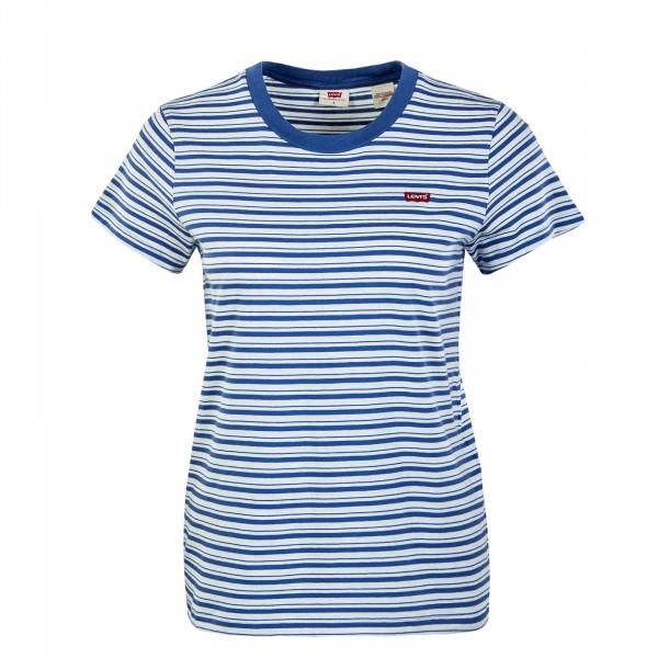 Damen T-Shirt - Perfect Silphium Colony - Blue