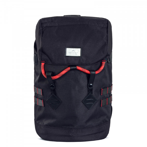 Backpack Colorado Black Red