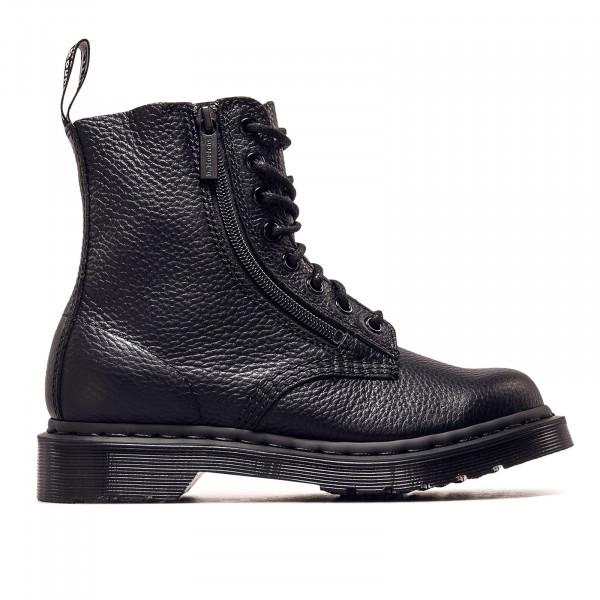 Damen Boots - 1460 Pascal W/Zip - Black