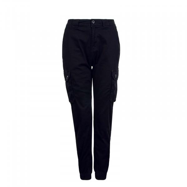 Damenhose Cargo Pant 027 Black