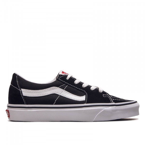Unisex Sneaker SK8 Low Black True White