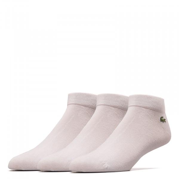 Socken 3er Pack - Blanc