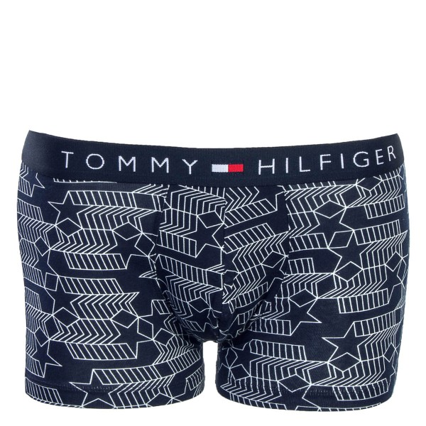 Tommy Trunk Stars Navy