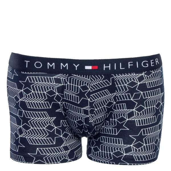 Tommy Trunk Stars Navy