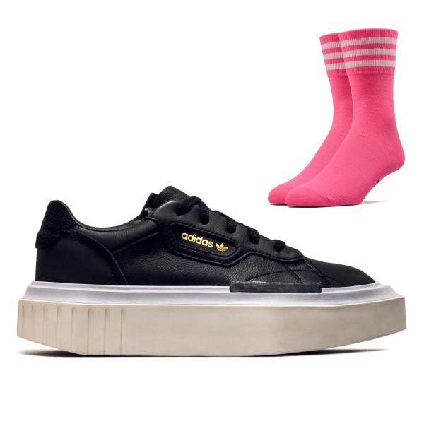 Adidas Wmn Hypersleek Black White
