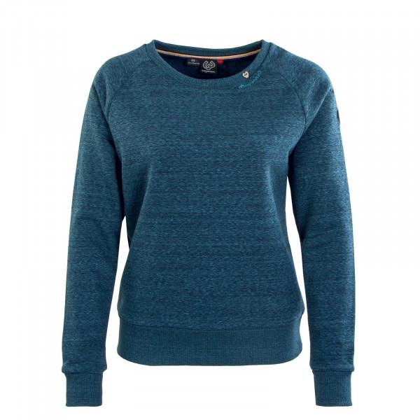 Damen Sweatshirt - Johanka - Navy