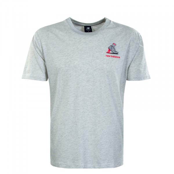 Herren T-Shirt - Ath Minmz SAH - White