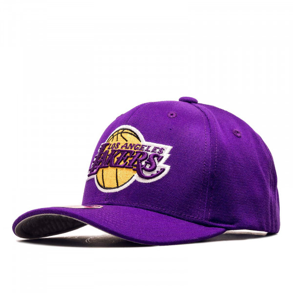 Trucker Cap - NBA Ground Snapback Lakers - Purple