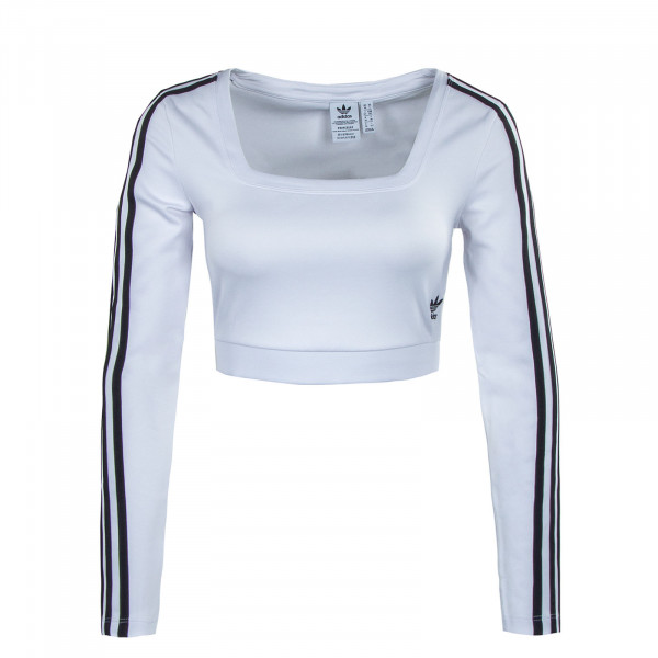 Damen Longsleeve - 37769 - White