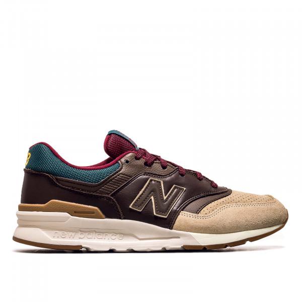 Herren Sneaker - CM997 HWE - Beige Brown