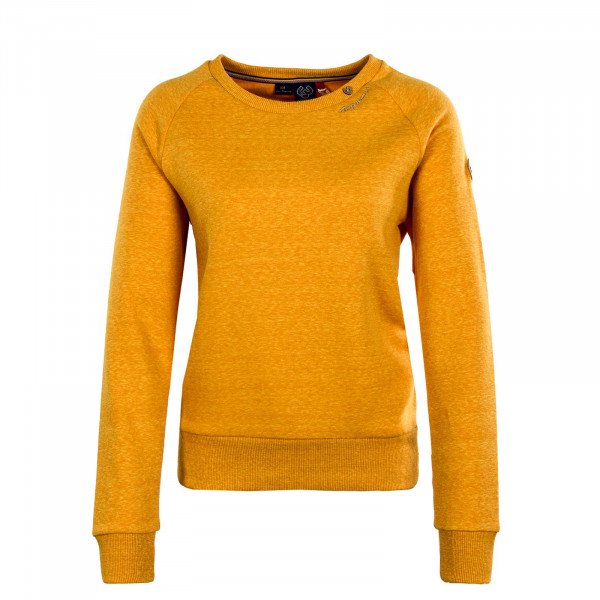 Damen Sweatshirt - Johanka - Curry