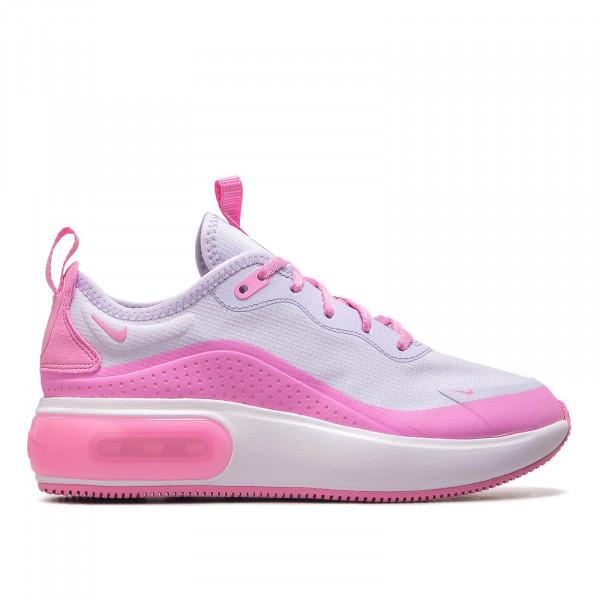 Damen Sneaker Air Max Dia White Pink