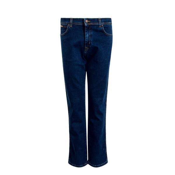 Herren Jeans Texas Str Dark Blue