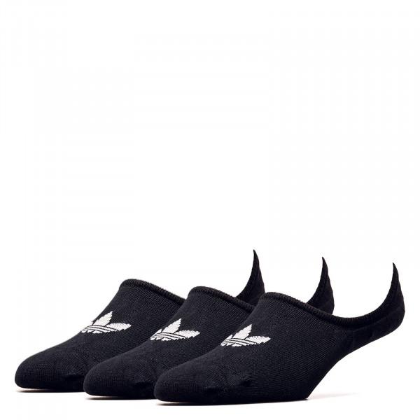 Socken 3er Pack - Low Cut Socks - Black
