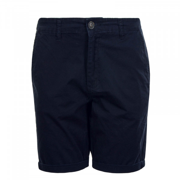 Herren Short Chino Easy City Navy
