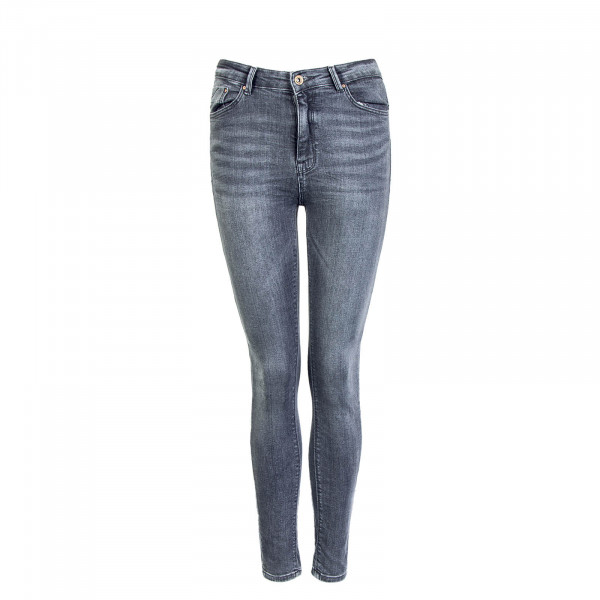Damen Jeans Paola Life HW SK Grey